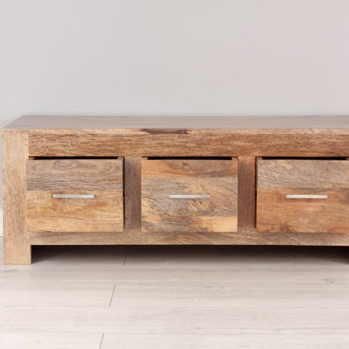 3 Drawer Coffee Table FORT010