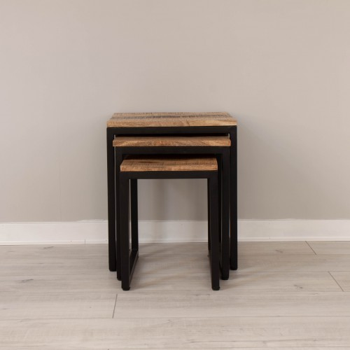 Nest of 3 Tables MANS012