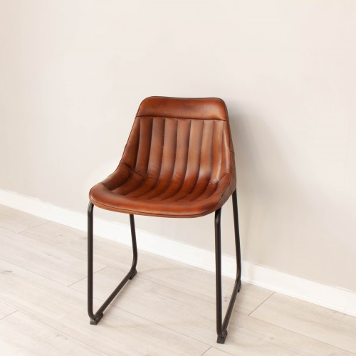 Leather Dining Chair KESE005