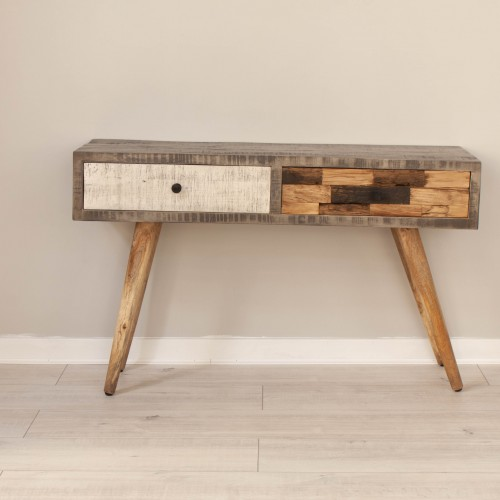 Side Table 2 Drawer Chest CURI001