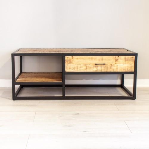 1 Drawer 1 Shelf Coffee Table MANS007