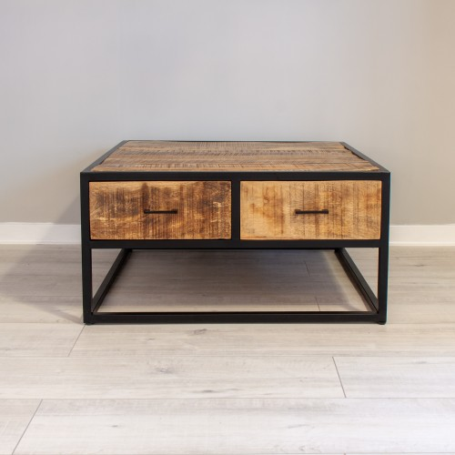 2 Drawer Coffee Table MANS008