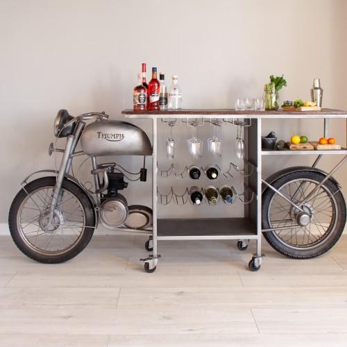 Triumph Bike Counter Bar EDGE005