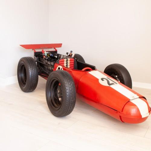 Formula 1 Racing Car Wine Rack EDGE008