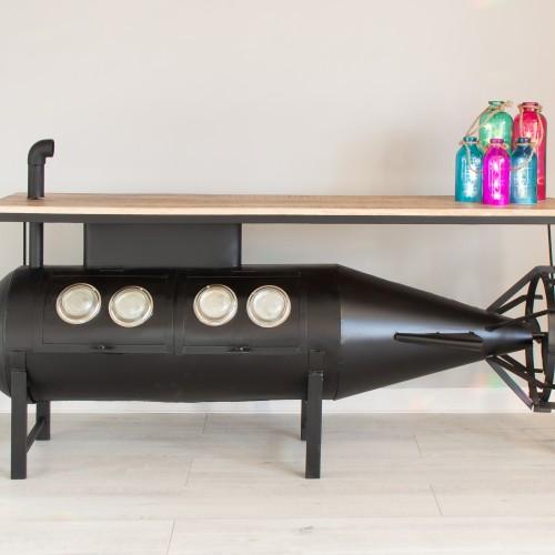 Submarine Console Bar EDGE010